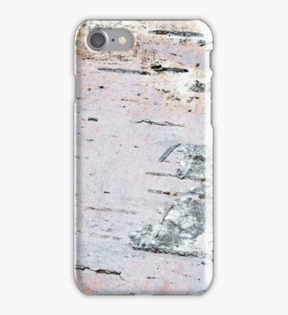 Birch Bark iPhone Case/Skin
