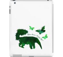 SLOWN DOWN, ENJOY YOUR LIFE! iPad Case/Skin