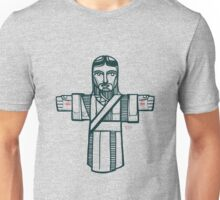 Jesus Christ Open arms illustration Unisex T-Shirt