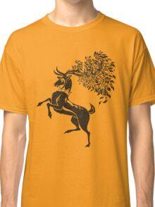 Pokemon / Game of Thrones: Sawsbuck / Baratheon Classic T-Shirt