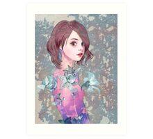 #7 Lilies Art Print