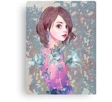 #7 Lilies Canvas Print
