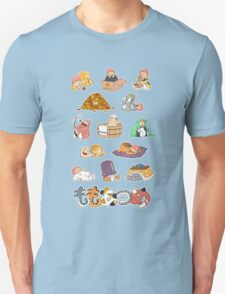 Momo Atsume Unisex T-Shirt