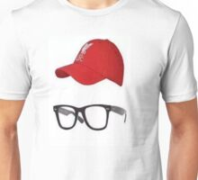 Klopp Glasses & Baseball cap Unisex T-Shirt
