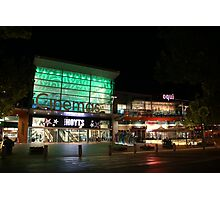 Hoyts Cinema Complex, Wells Street, Frankston, Victoria Photographic Print