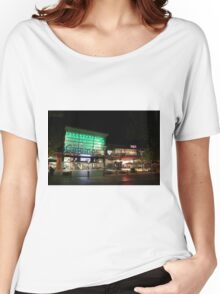 Hoyts Cinema Complex, Wells Street, Frankston, Victoria Women's Relaxed Fit T-Shirt