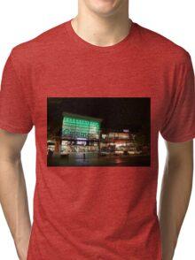 Hoyts Cinema Complex, Wells Street, Frankston, Victoria Tri-blend T-Shirt
