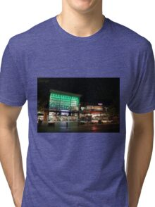 Hoyts Cinema Complex, Wells Street, Frankston, Victoria Tri-blend T-Shirt