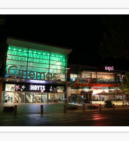 Hoyts Cinema Complex, Wells Street, Frankston, Victoria Sticker