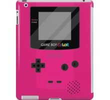 Gameboy Color - Berry iPad Case/Skin