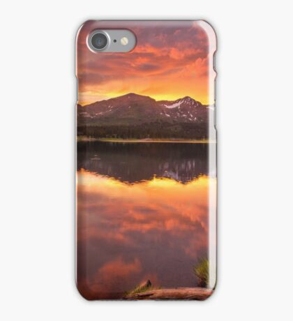Sunset Serenity  iPhone Case/Skin