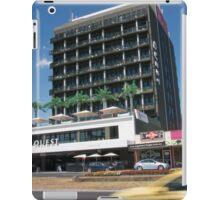 Quest Apartments, Nepean Highway, Frankston, Victoria, 3199 iPad Case/Skin