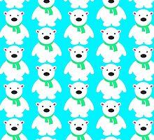 Polar bear by chantelle bezant