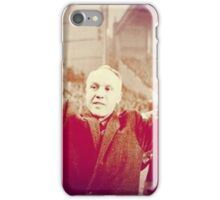 Bill Shankly iPhone Case/Skin