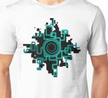Zelda Green Twilight Portal Unisex T-Shirt