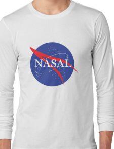 Nasal NASA Long Sleeve T-Shirt
