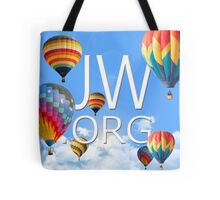 JW.ORG (Hot Air Balloon ) Tote Bag