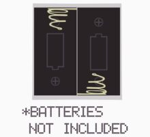 Miscellaneous - batteries not included Kids Tee