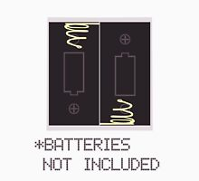 Miscellaneous - batteries not included Unisex T-Shirt