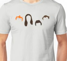 Viv, Neil, Mike & Rick. Unisex T-Shirt