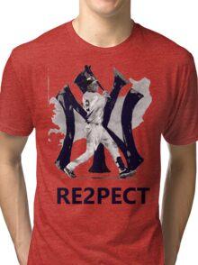 RE2PECT Tri-blend T-Shirt