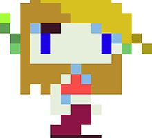 Cave Story - Curly Brace by 7moppy7