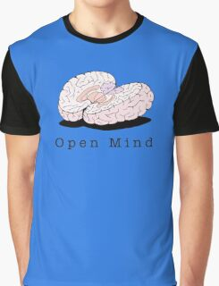 Open Mind Graphic T-Shirt