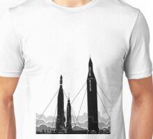Rocket Graveyard @ Cape Canaveral Unisex T-Shirt