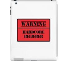 Hardcore Belieber iPad Case/Skin