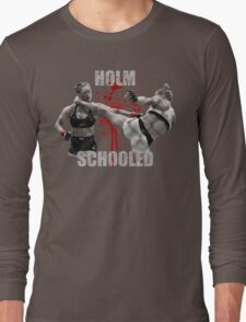 Ronda Rousey Holm Schooled Long Sleeve T-Shirt