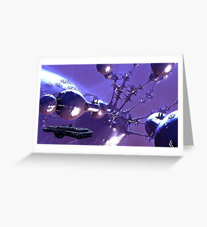 Outer Rim Greeting Card