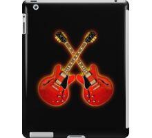 Red Gibson Es 335 iPad Case/Skin