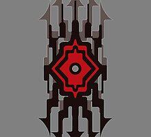 Final Fantasy 13 L'cie Brand  by Alex Decimelli