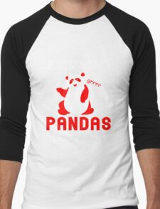 Warning Pandas Are Bears Funny T-Shirt