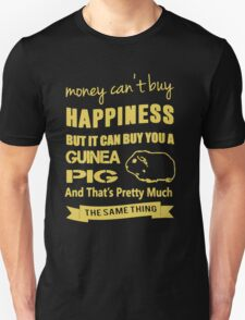 Guinea Pig Lovers Unisex T-Shirt