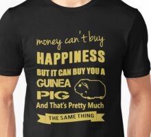 Guinea Pig Lovers Unisex T-Shirt