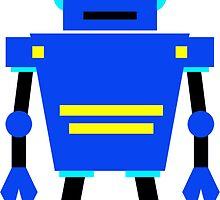 Robot  by chantelle bezant