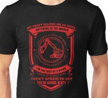 Heavy Equipment Operator T-shirt Unisex T-Shirt