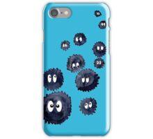 Soot Sprite iPhone Case/Skin