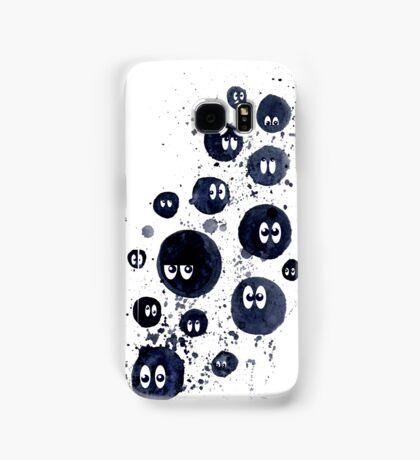 Splatter Soot Sprite Samsung Galaxy Case/Skin