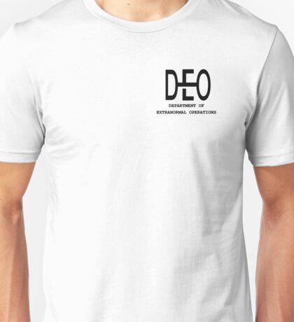 DEO Agent - Supergirl 2015 Unisex T-Shirt