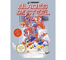 Blades of Steel Photographic Print