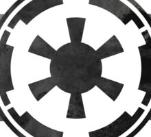 Galactic Empire Logo Sticker