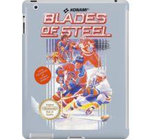 Blades of Steel iPad Case/Skin