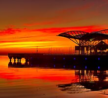 """""""Sunrise At The Carousel"""" by Phil Thomson IPA"""