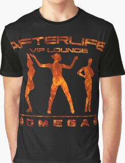 Mass Effect - Afterlife VIP Graphic T-Shirt
