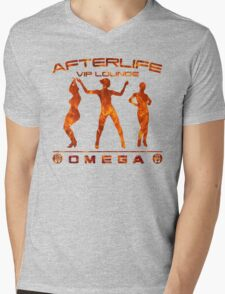 Mass Effect - Afterlife VIP Mens V-Neck T-Shirt