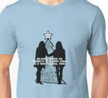 Believe in Happy Endings Unisex T-Shirt