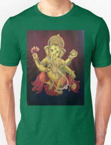 Dancing Ganesha Unisex T-Shirt