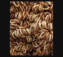 Piles of fresh pretzels Unisex T-Shirt